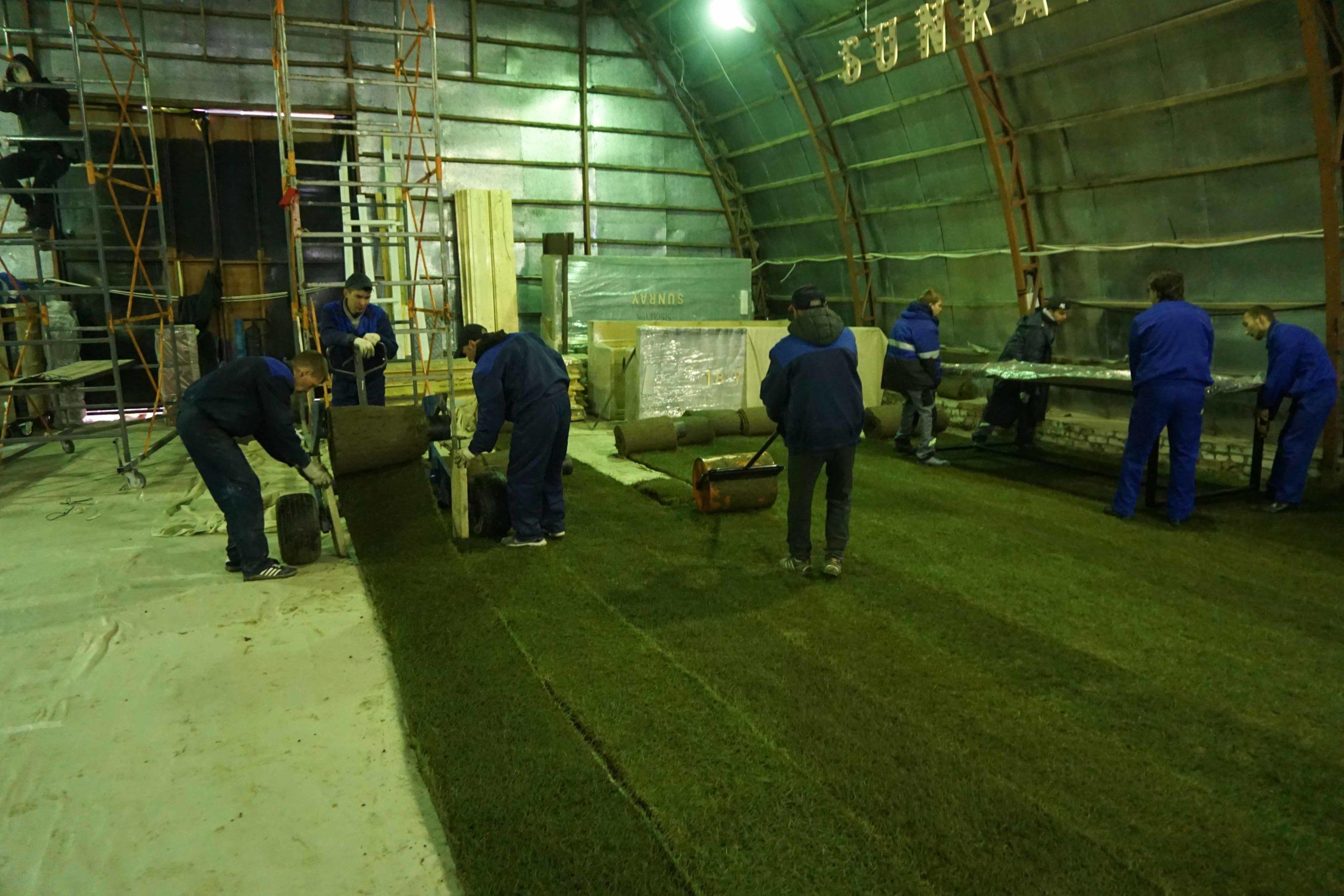 The Singleton Courtyard на Хлебозаводе