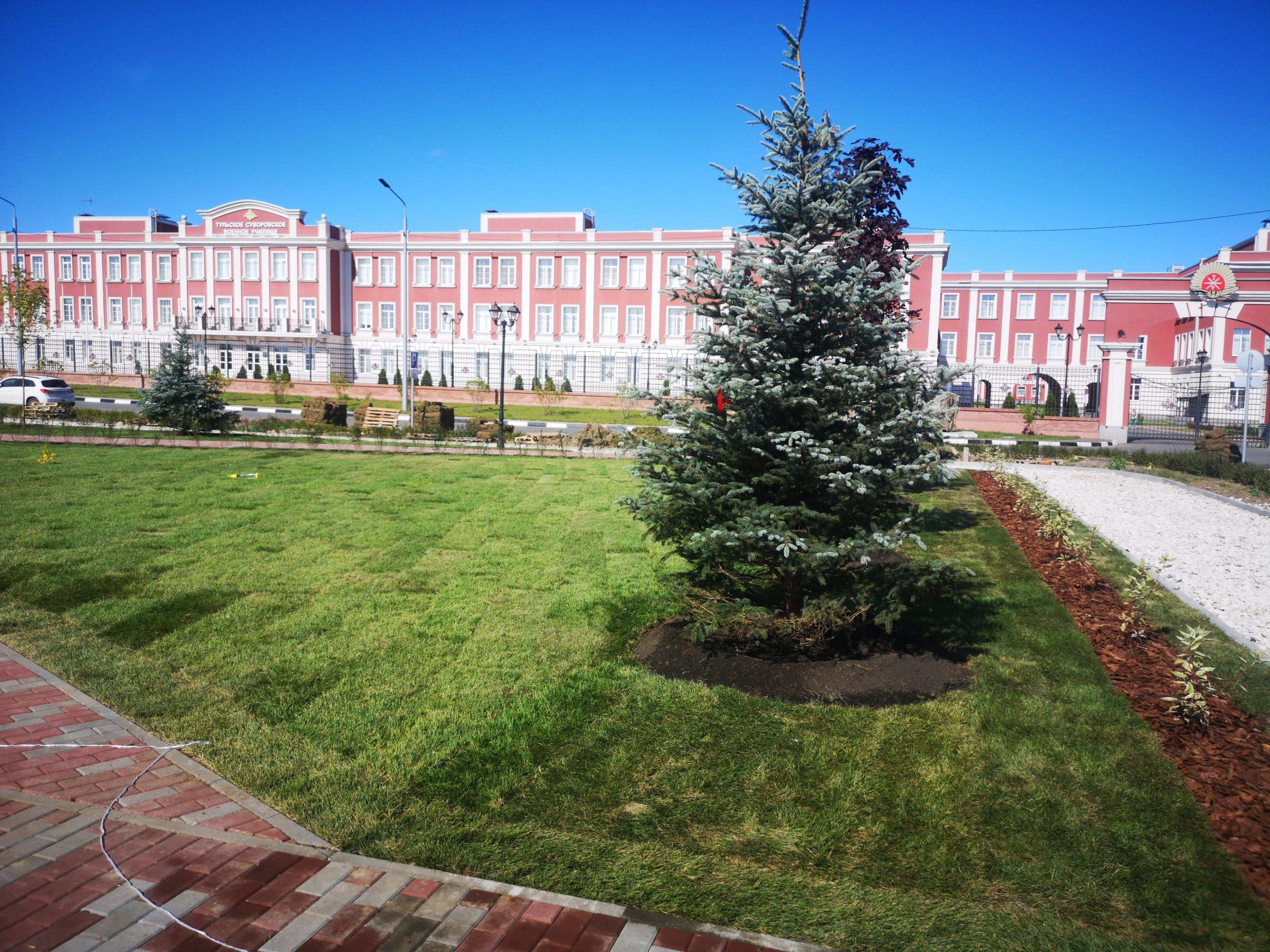 Тульское Суворовское училище